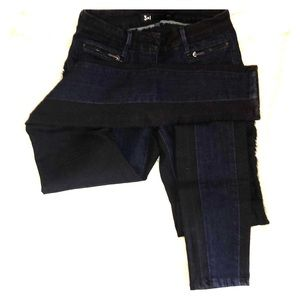 Jeans. Skinny. Denim. Size 25.
